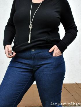 Ginger Jeans Detail vorn