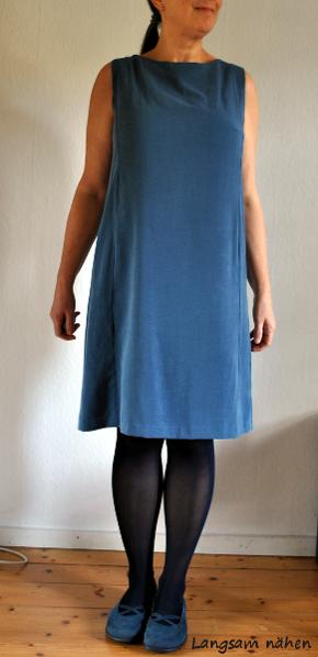 Kleid mit armel enger nahen